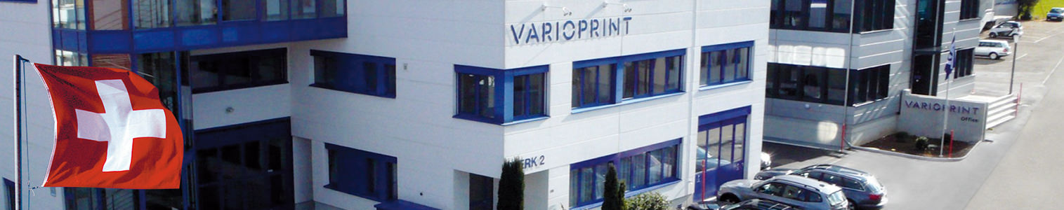 Varioprint Heiden Switzerland